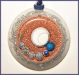 Dolphin Communication Orgone Pendant