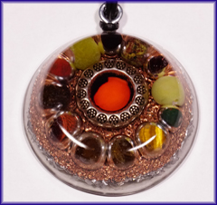 Power of the DRAGON Orgone Pendant