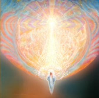 Merge With Higher Self Meditation Psychic Spirit In You