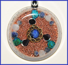 Intuition and psychic development orgone pendant mozeypictures Choice Image