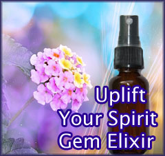 Uplift Your Spirit Gem Elixir